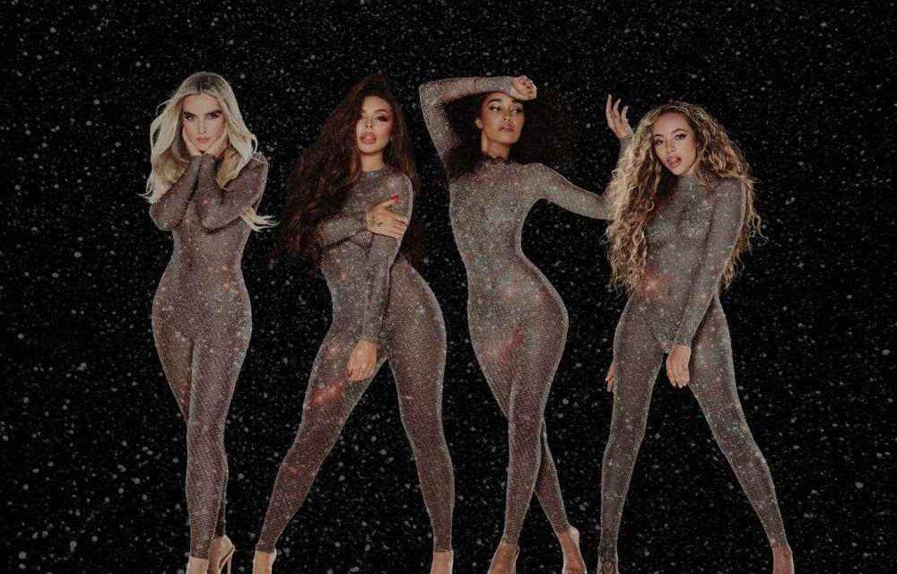 Confetti, il nuovo album delle Little Mix