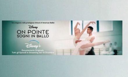 On Pointe – Sogni in ballo:la docuserie originale arriva su Disney +