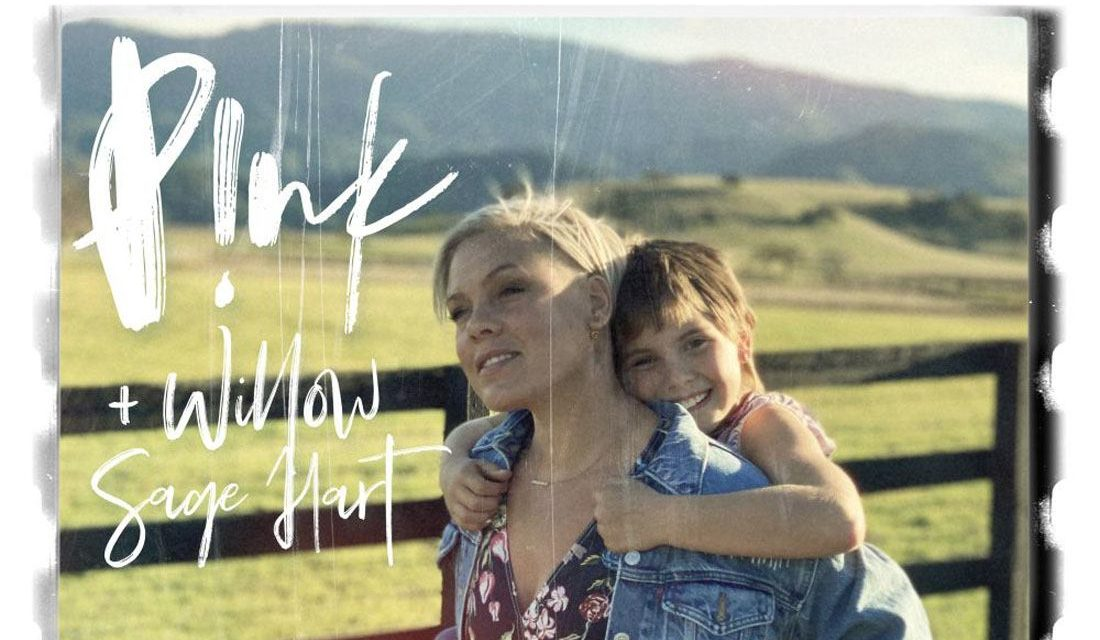Pink: il video di Cover Me in Sunshine, il nuovo singolo in duetto con la figlia Willow