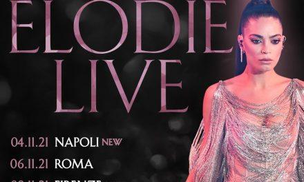 Elodie live, aggiunte nuove date