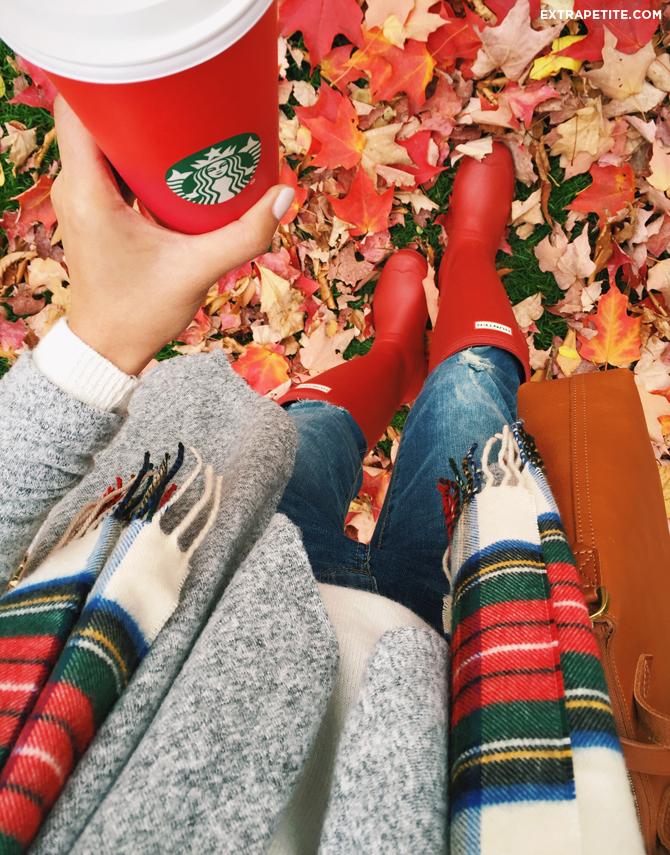 10 outfit per le giornate di pioggia