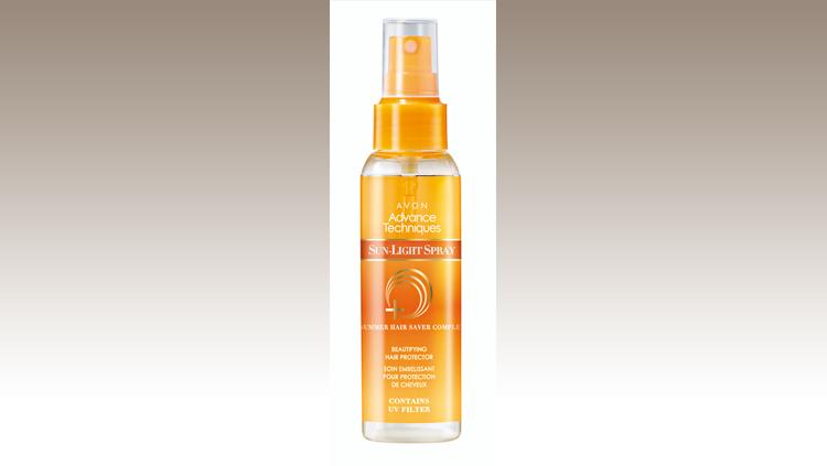 Spray solare protettivo per capelli, Avon