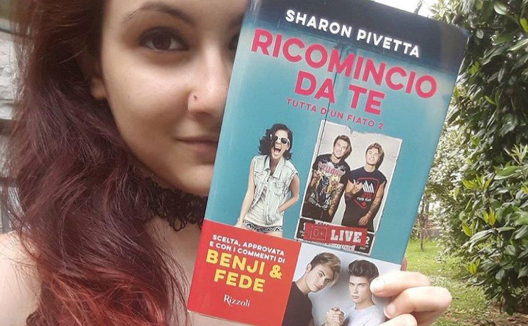 Ricomincio da te: intervista a Sharon Pivetta