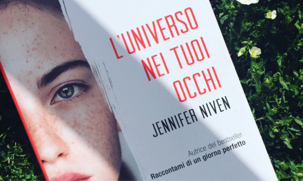 Sei tu l'universo! Intervista all'autrice Jennifer Niven