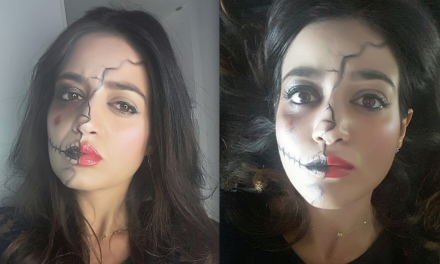 Halloween make-up: 3 collezioni da paura + TUTORIAL