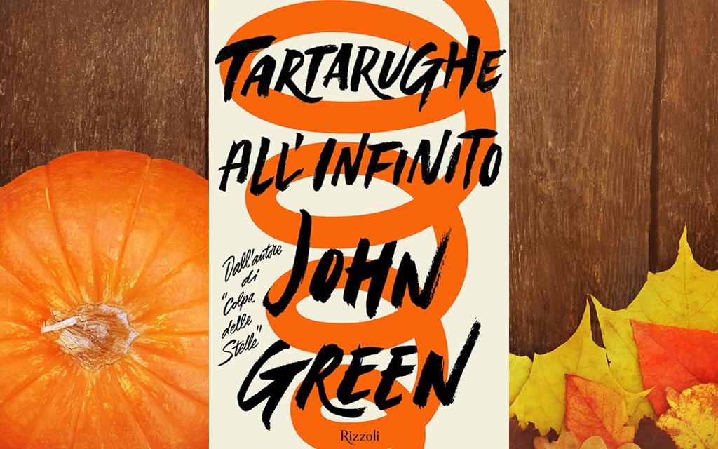 """Tartarughe all'infinito: il nuovo attesissimo romanzo di John Green, autore di """"Colpa delle stelle"""""""