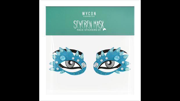 Accessorio make up in sticker Seyeren Mask, Wycon Cosmetics