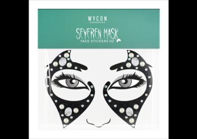 Maschera adesiva della collezione Seyeren, Wycon Cosmetics