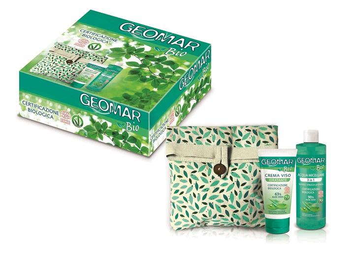 2.Cofanetto beauty eco friendly, Geomar Bio