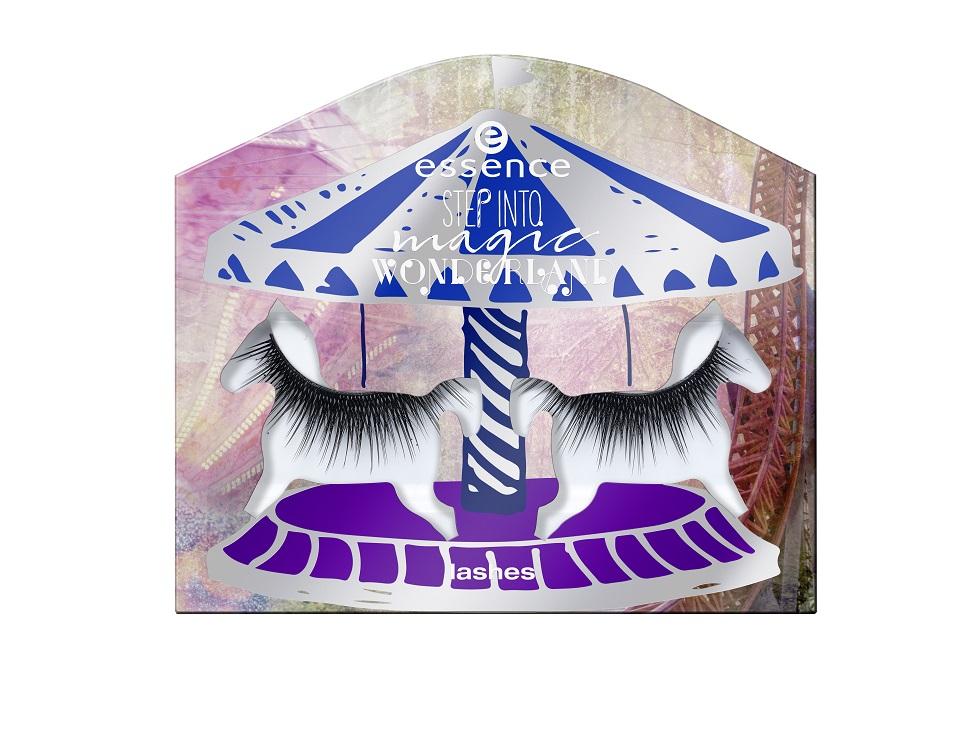 2.Ciglia extra volume dalla collezione Magic Wonderland, Essence