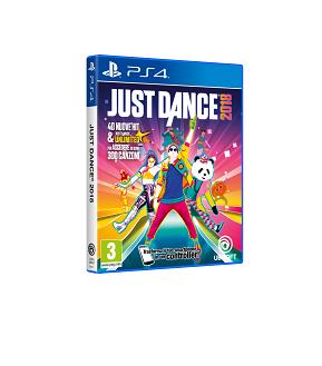4 4.Just Dance 2018, il videogioco di ballo per eccellenza che quest'anno ha comeprotagonista lo youtuber Luciano Spinelli
