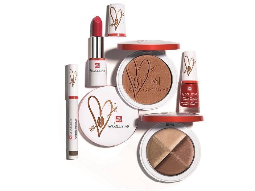 5.Collezione make up in collaborazione con illy caffè, Collistar