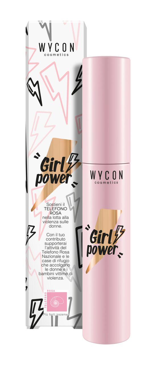 8.Mascara Girl Power, supporta il Telefono Rosa Nazionale, Wycon  Cosmetics