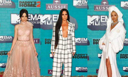 MTV EMA 2017: gli outfit memorabili!