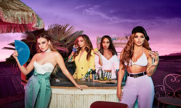 Little Mix: esce Glory Days Platinum Edition