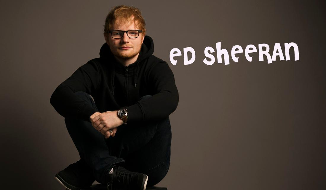 Ed Sheeran: superospite della finale di X Factor Italia