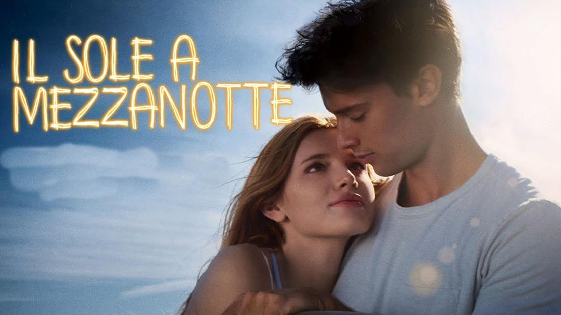 Il sole a mezzanotte – Midnight Sun: anteprima mondiale a Roma con Bella Thorne