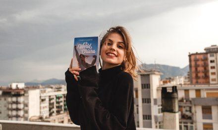 Chiara Di Quarto: con il mio libro The World of Chiara vi porto nel mio mondo