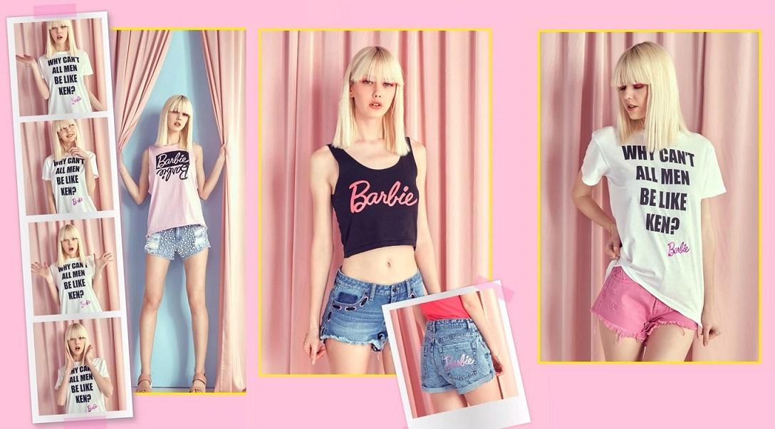 Be a Barbie Girl con Zuiki