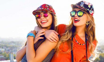 8 modi per riconoscere una vera amica