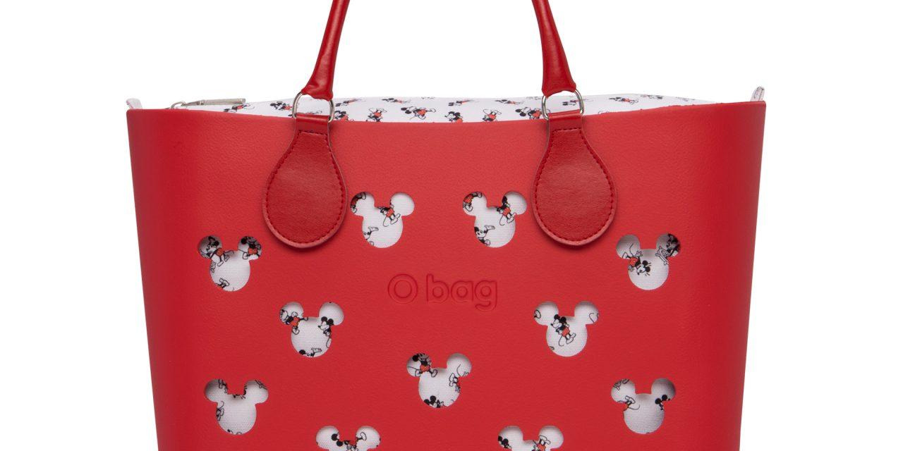 O bag for Disney – Una capsule collection per festeggiare i 90 anni di Topolino!