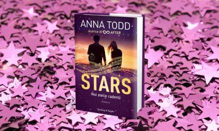 Intervista ad Anna Todd: l'autrice ci svela i segreti del nuovo romanzo STARS e del film di AFTER!