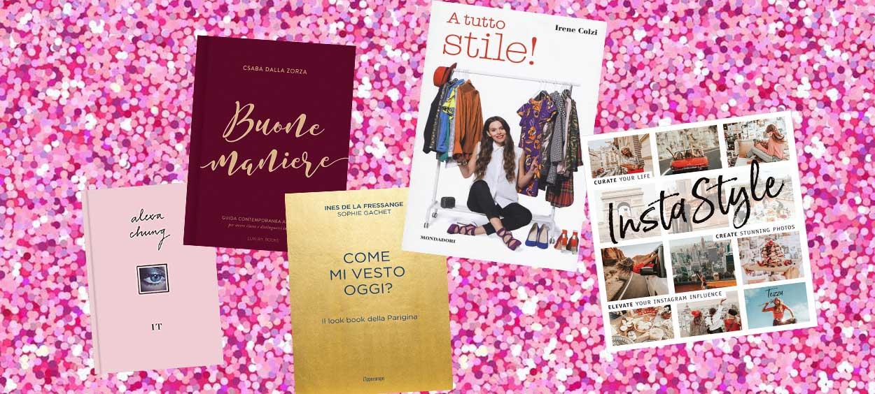5 manuali di stile da avere sul comodino