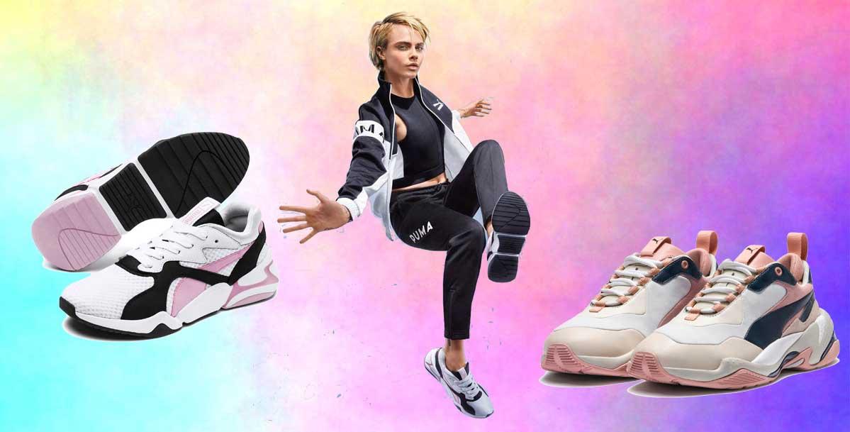 Sneakers primavera 2019: i modelli must have