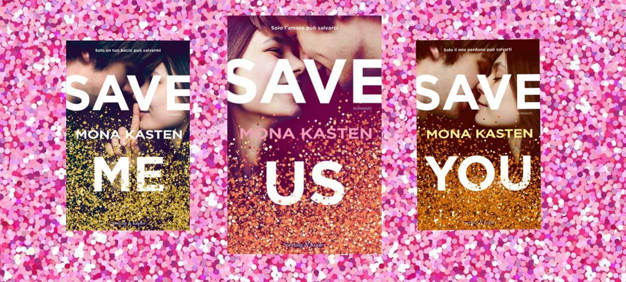 Save me- Save you – Save us: intervista a Mona Kasten, autrice della Maxton Hall series