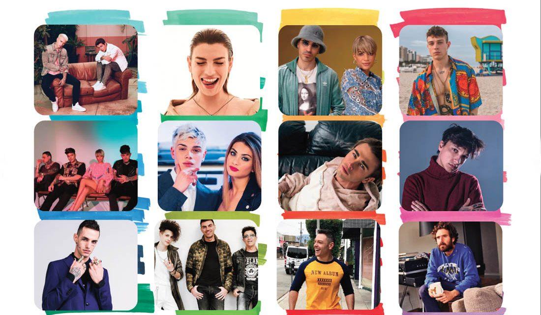 Le vostre 3 canzoni italiane più belle del 2019