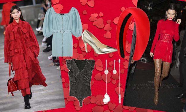 San valentino 2020: 5 outfit per fare colpo