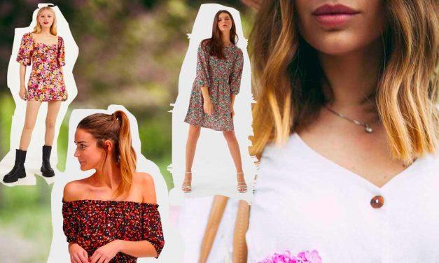 9 flower dress da comprare online e sfoggiare ora che è finito il lockdown