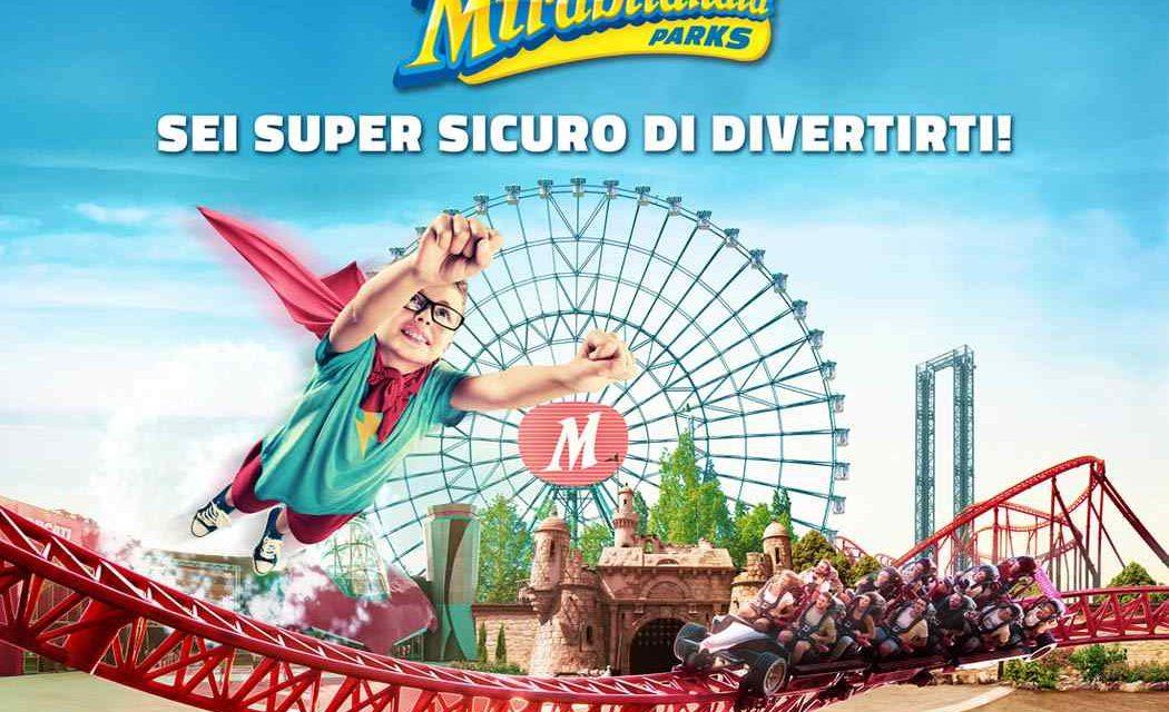 Mirabilandia: il 20 giugno riapre il Parco più grande d'Italia