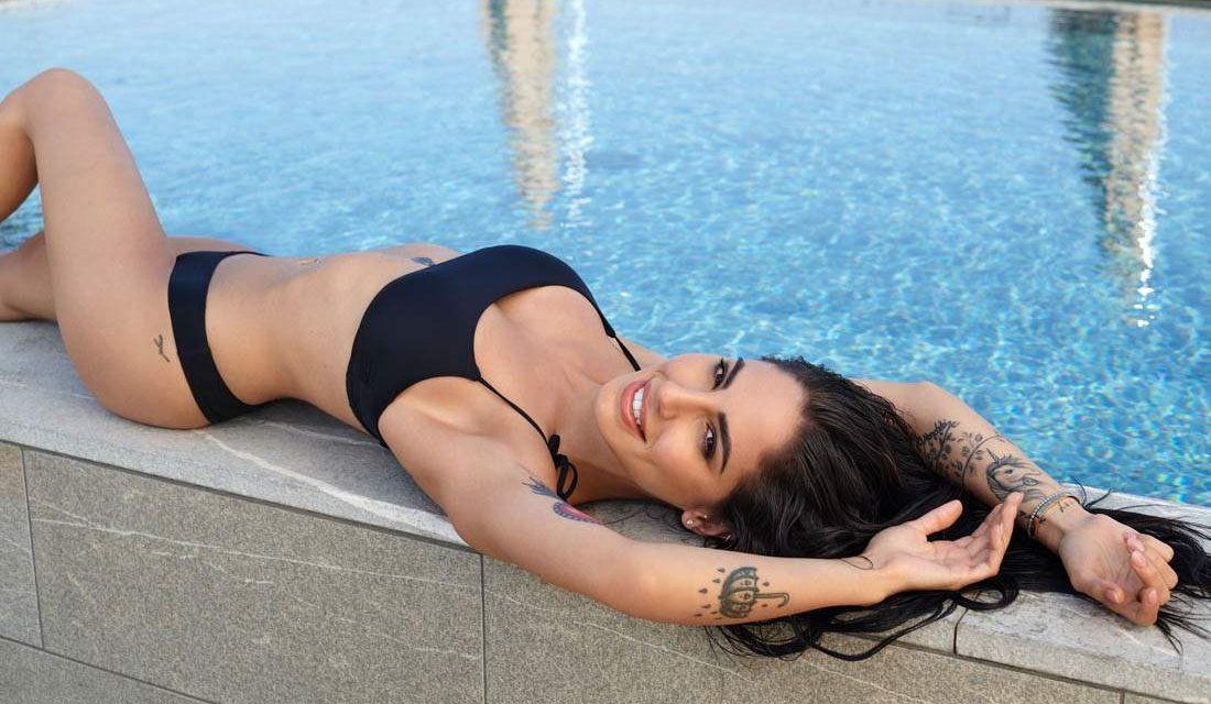 Tezenis e Giulia De Lellis insieme per il bikini must have dell'estate 2020
