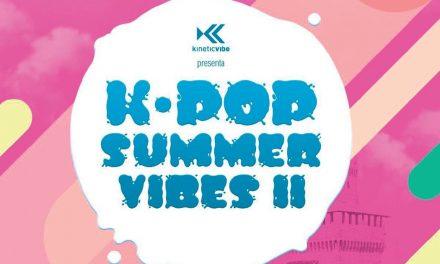 Tutto pronto per la K-Pop Summer Vibes 2