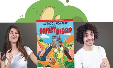 FRAFFROG e RICHARDHTT ci raccontano Le Avventure di Rupert e il Riccio