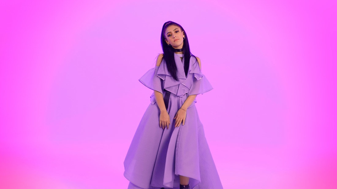 Luna Melis, da X Factor al musical Barbie Princess Adventure