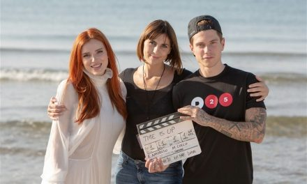 Terminate le riprese di Time is Up, film con Benji e Bella Thorne